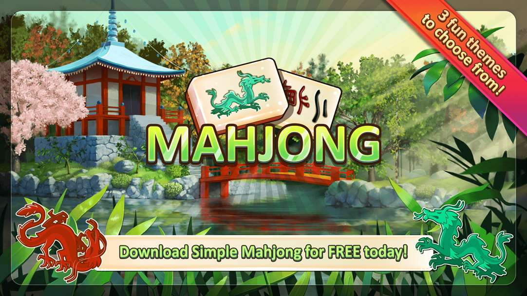 Random Salad Games » Simple Mahjong