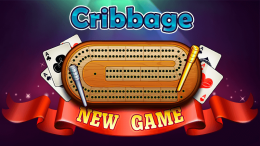 New Game – Cribbage Deluxe