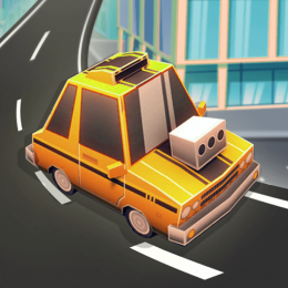 New Game – Professional Racer