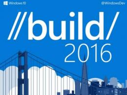 2016 //build/ Presentation