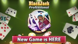 New Game – Blackjack Professional