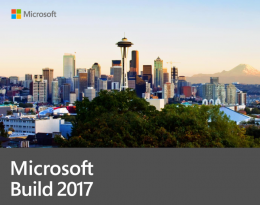 Build 2017 Tech Talk